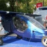 Сверхлегкий летательный аппарат